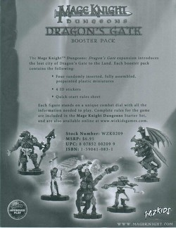 Mage Knight: Dungeons Dragon's Gate [12]