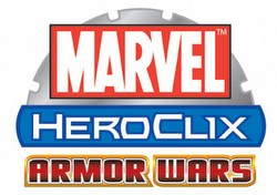 HeroClix: Marvel Armor Wars Booster Case [48 boosters]