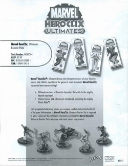 HeroClix: Marvel Ultimates [12 boosters]