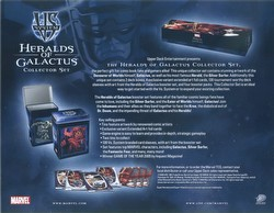 Marvel VS: Heralds of Galactus Collector's Deck Box Set Case [6 sets]