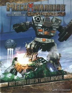 MechWarrior Collectible Miniatures Game [CMG]: Counterassault Booster Case [48 boosters]