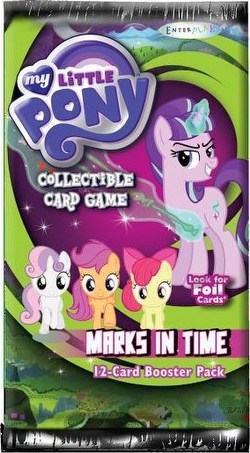 My Little Pony CCG: Marks in Time Booster Case [6 boxes]