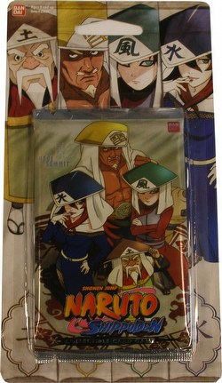 Naruto: Kage Summit Blister Booster Box [1st Edition]