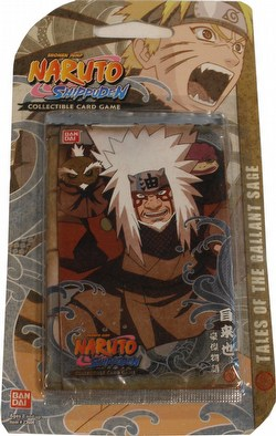 Naruto: Tales of the Gallant Sage Booster [15 blister packs]