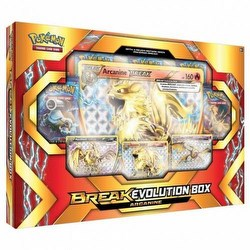 Pokemon TCG: BREAK Evolution Arcanine Case [12 boxes]