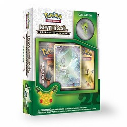 Pokemon TCG: Mythical Pokemon Collection - Celebi Case [24 boxes]