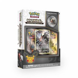 Pokemon TCG: Mythical Pokemon Collection - Darkrai Case [24 boxes]