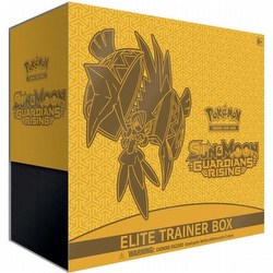 Pokemon TCG: Sun & Moon Guardians Rising Elite Trainer Case [10 boxes]