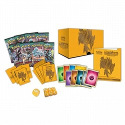 Pokemon TCG: Sun & Moon Guardians Rising Elite Trainer Box