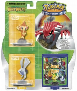 Pokemon Trading Figure Game [TFG]: Next Quest 3-Figure Booster Case [18 boosters]