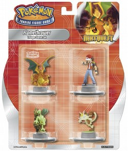 Pokemon Trading Figure Game [TFG]: Next Quest Starter Case [8 starters]