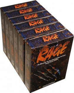 Rage: Double Deck Starter Box [Limited]