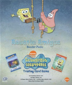 SpongeBob: Aquatic Amigos Booster Box