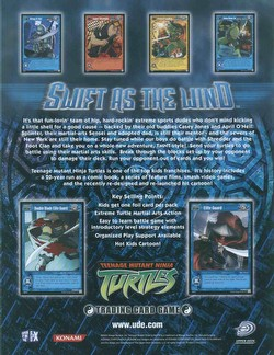 TMN Turtles: Swift as the Wind Booster