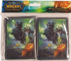World of Warcraft Trading Card Game [TCG]: Selora the Succubus Deck Protectors [5 packs]