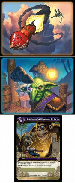 World of Warcraft Trading Card Game [TCG]: Servants of the Betrayer Booster Case [12 boxes]