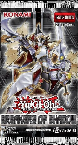 Yu-Gi-Oh: Breakers of Shadow Booster Case [1st Edition/12 boxes]