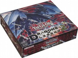 Yu-Gi-Oh: Dragons of Legend 2 Booster Box Case [12 boxes]