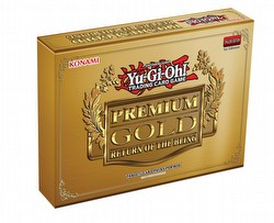 Yu-Gi-Oh: Premium Gold - Return of the Bling Booster Box [1st Edition]