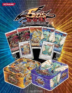 Yu-Gi-Oh: Collectible Tin Series 1 (Wave 1) [2009]