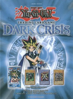 Yu-Gi-Oh: Dark Crisis Blister Booster Box [Unlimited/20 packs]