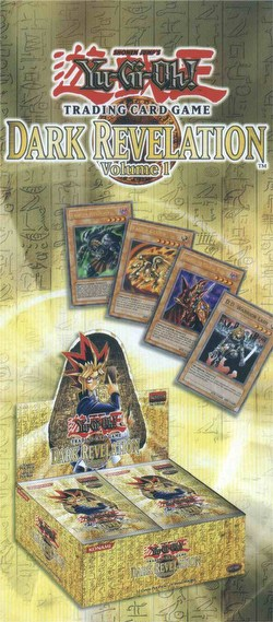 Yu-Gi-Oh: Dark Revelation Volume 1 Booster Box [Unlimited]