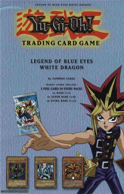 Yu-Gi-Oh: Legend of Blue Eyes White Dragon Booster Box [1st Edition]