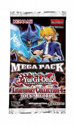 Yu-Gi-Oh: Legendary Collection 4 - Joey's World Box