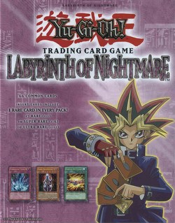 Yu-Gi-Oh: Labyrinth of Nightmare Booster Case [1st Edition/12 boxes]