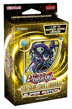 Yu-Gi-Oh: The New Challengers Super Edition Case [12 boxes]