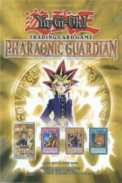 Yu-Gi-Oh: Pharaonic Guardian Booster Box Case [1st Edition/12 boxes]