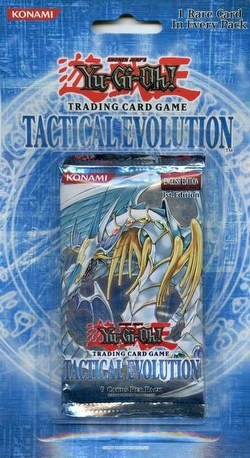 Yu-Gi-Oh: Tactical Evolution Blister Booster Box [1st Edition/20 packs]