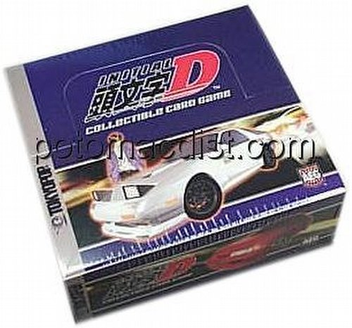 Initial D: Booster Box