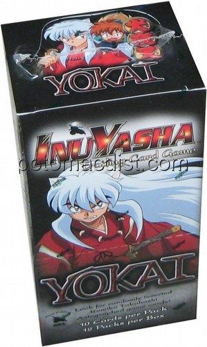 InuYasha TCG: Yokai Booster Box [1st Edition]