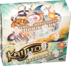 Kaijudo TCG: Invasion Earth Booster Box