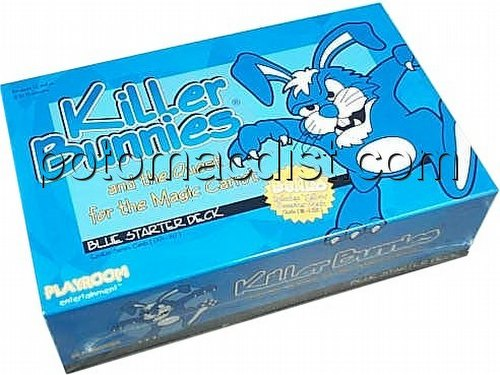 Killer Bunnies: Blue Starter Set Box