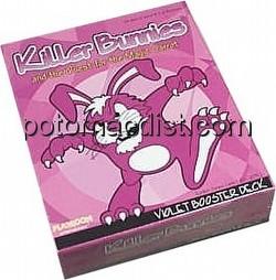 Killer Bunnies: Violet Booster Expansion Box