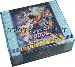 Knights of the Zodiac: A New Era of Heroic Legends Booster Box