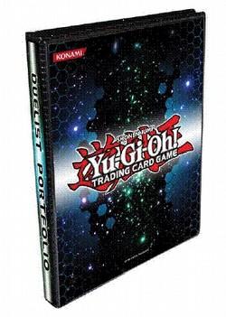 Konami Yu-Gi-Oh Duelist 4-Pocket Portfolio Case [48 portfolios]