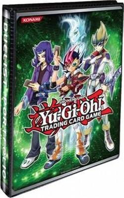 Konami Yu-Gi-Oh Duelist 4-Pocket Zexal Portfolio