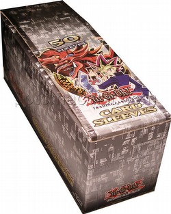 Konami Yu-Gi-Oh Yugi & Slifer Card Sleeves (Deck Protectors) Box
