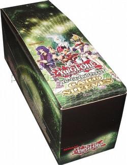 Konami Yu-Gi-Oh Zexal Card Sleeves (Deck Protectors) Box