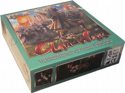 Legend of the Five Rings [L5R] CCG: Siege - Clan War Box