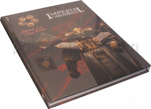 Legend of the Five Rings [L5R] Role Playing Game [RPG]: 4th Edition Imperial Histories Book