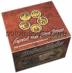 Legend of the Five Rings [L5R] CCG: Broken Blades Booster Box