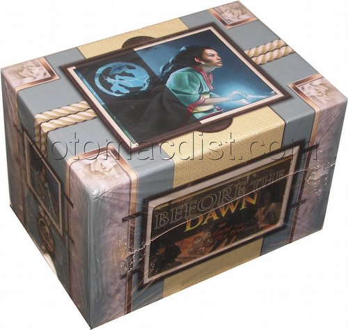 Legend of the Five Rings [L5R] CCG: Before the Dawn Starter Deck Box