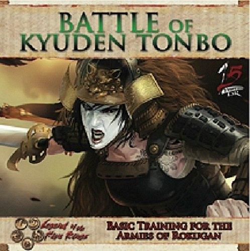 Legend of the Five Rings [L5R] CCG: Battle of Kyuden Tonbo Boxed Set Case [5 Sets]