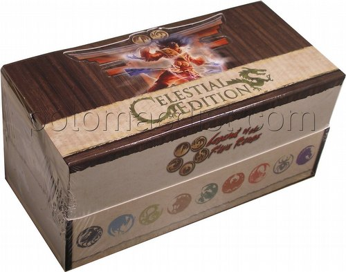 Legend of the Five Rings [L5R] CCG: Celestial Edition Starter Deck Box