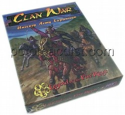 Legend of the Five Rings [L5R] CCG: Clan War Unicorn Exp.