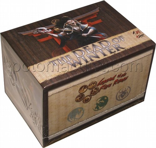 Legend of the Five Rings [L5R] CCG: Dead of Winter Starter Deck Box
